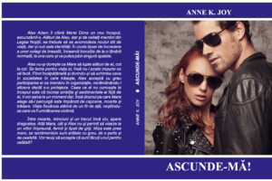 Ascunde-ma de Anne K. Joy (#2, Seria Identitati False)