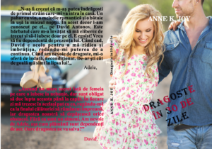 Dragoste in 30 de zile de Anne K. Joy